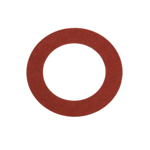 Champion 3/8in x 3/4in x 1/32in Red Fibre Washer - 100pk
