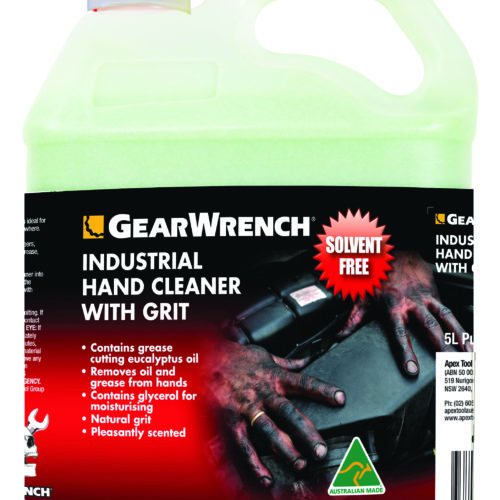 GearWrench Hand Cleaner Industrial With Pump 5L