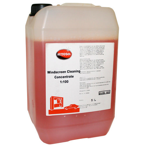 005542 Autosol Windscreen Wash (5 litre Container)