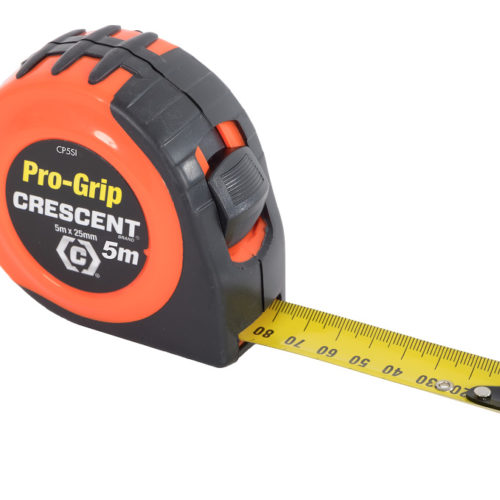 Crescent Pro-Grip Measuring Tape 5m x 19mm