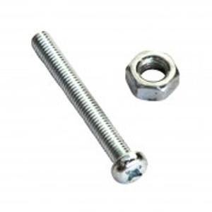 Champion 316/A4 Machine Set Screw & Nut - Pan 6 x 25 (A)