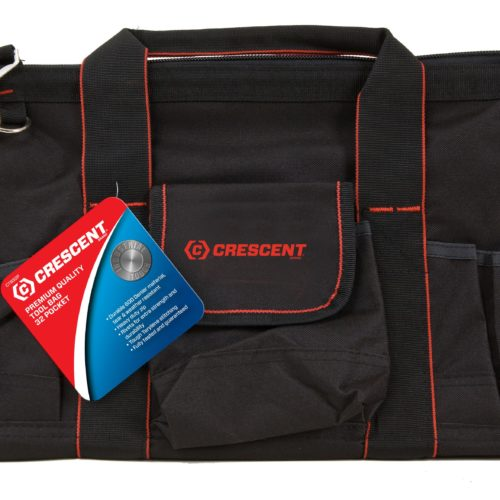 Crescent Tool Bag 32 Pocket