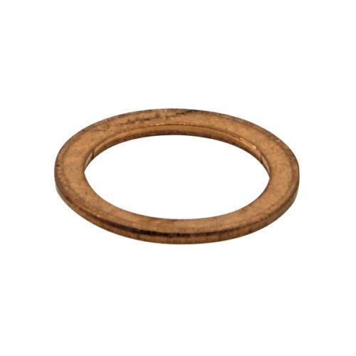Champion M10 x 14mm x 1.0mm Copper Ring Washer - 100pk