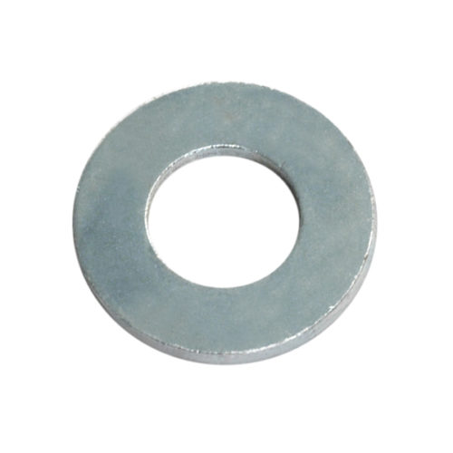 Champion 3/8in x 3/4in x 16G Flat Steel Washer - 200pk