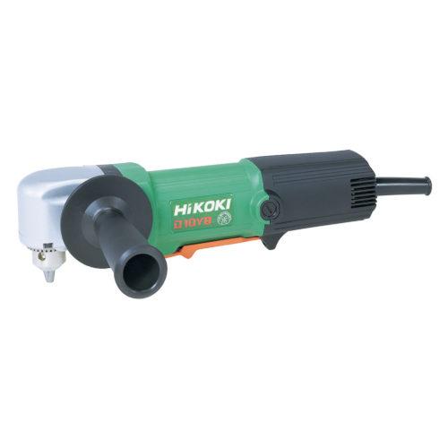 HiKOKI Angle Drill 10mm Chuck  500W