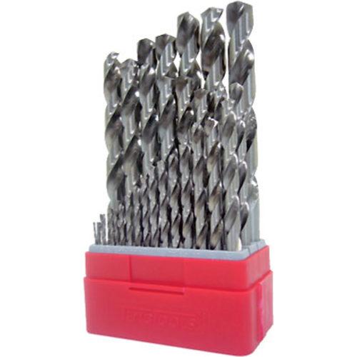 Teng 28pc Drill Bit Set 1.0-10mm/+0.5 DIN338