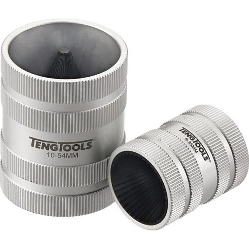 Teng 8-35mm In/Out Deburring Tool - Aluminium