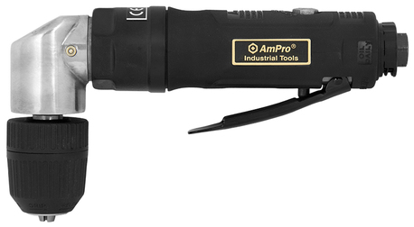"""A3011 Air Angle Head Drill 3/8"""" Drive (Replaces A2432)"""