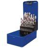 """HSS9341 Twist Drill Set 1/16 - 3/8"""" 21pc"""