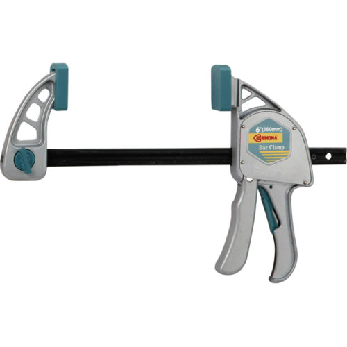 ONE HAND BAR CLAMP & SPREADER 150MM X 85MM 400KGP