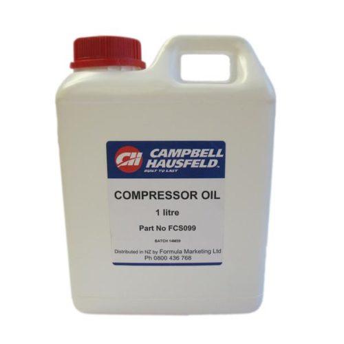 FORMULA - COMPRESSOR OIL - 1 LITRE