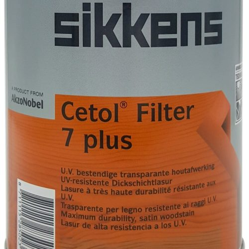 Sikkens Filter 7 Plus Mahogany 1L