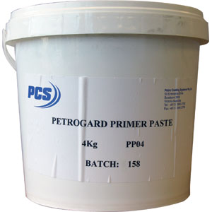 PCS UCC Petrolatum Primer 4kg Tub