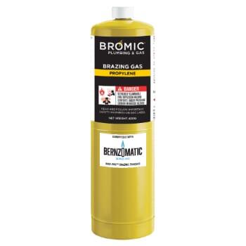 Bromic MG9 Gas Cylinder MAP-Pro Tall Boy 400g (14.1oz)