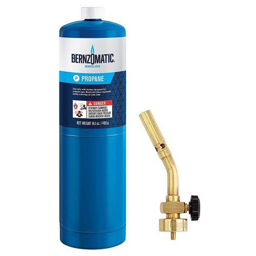 UL100TK Gas Torch Kit Brass 2pc