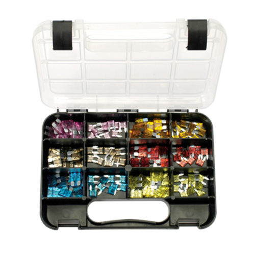 Champion GJ Grab Kit 120pc Blade Fuses