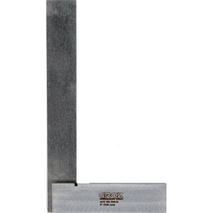 GROZ PRECISION ENGINEERS SQUARE - 225 X 160MM