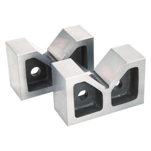 Groz Cast Iron V-Block 100 x 56 x 65mm (Pair)