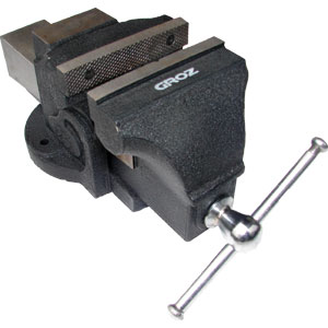 Groz Bv Professional Bench Vice 3in / 75mm