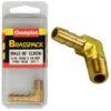 Champion Brass 5/16in x 1/8in 90Deg Male Elbow
