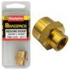 Champion Brass 3/8in x 1/4in BSP Reducing Socket