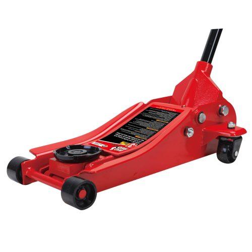 T830018 Garage Floor Jack Low Profile 3 Ton Min Ht 85mm / Max Ht 455mm