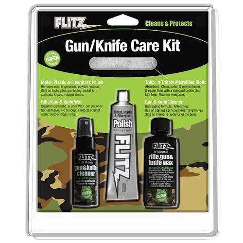 FLITZ - FLITZ KNIFE & GUN CARE KIT