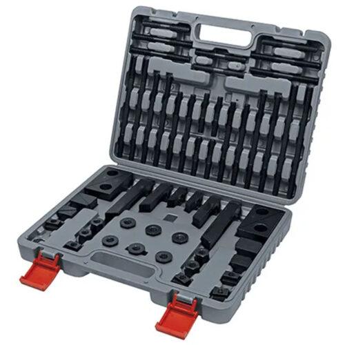 ITM 58pc T-Slot Clamp Kit To Suit 12mm T-Slot