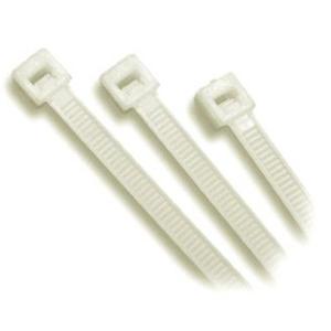 ISL 430 x 4.8mm Nylon Cable Tie - Nat. - 100pk