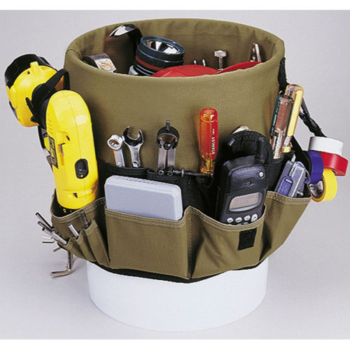 Kuny's 48 Pocket Bucket Bag