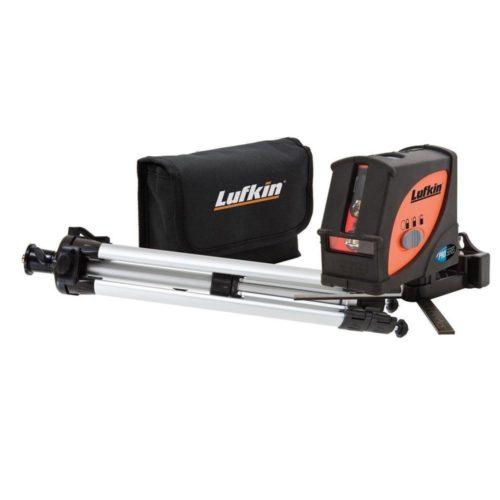 Crescent Lufkin Level Laser Multi Line Kit Includes Tripod