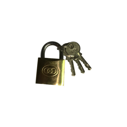 KA263 Brass Padlock Keyed Alike 32mm Boxed