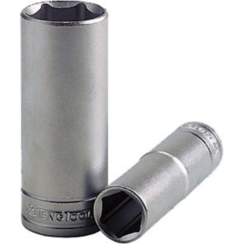 Teng 1/2in Dr. Deep Socket 13mm 6Pnt