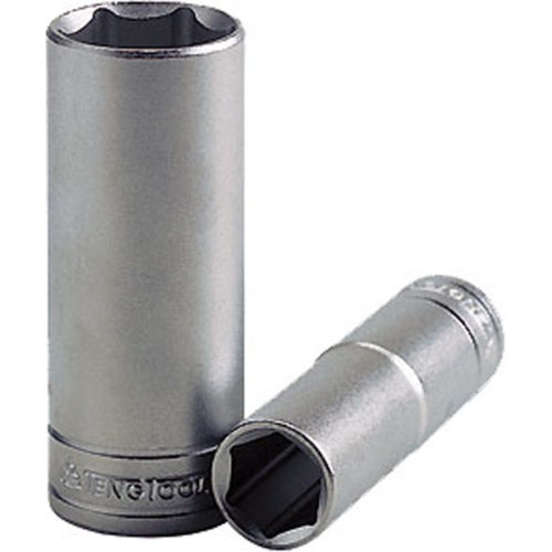 Teng 1/2in Dr. Deep Socket 24mm 6Pnt