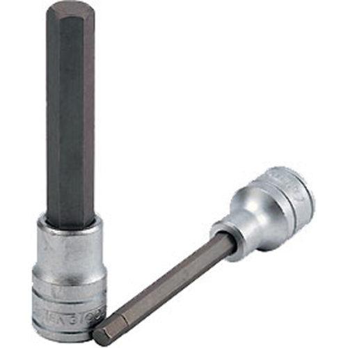Teng 1/2in Dr. Bit Socket Hex 5mm x 100mm (L)