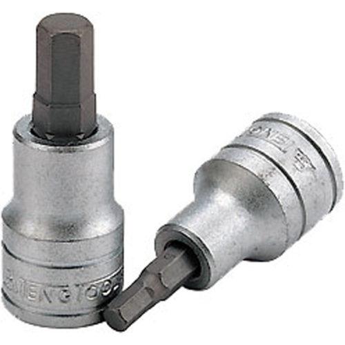 Teng 3/8in Dr. Hex Bit Socket 12mm