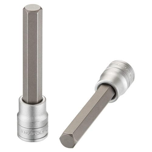 Teng 3/8in Dr. Long Hex Bit Socket 12mm
