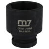 M7 Impact Socket 1/2in Dr. 30mm