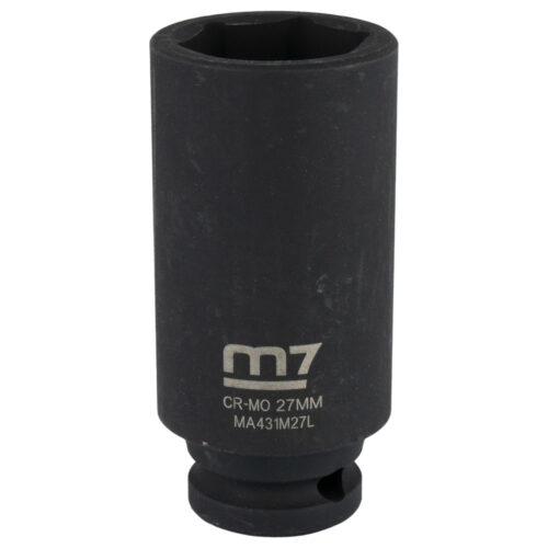 M7 Deep Impact Socket 1/2in Dr. 27mm