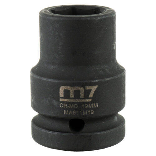 M7 Impact Socket 3/4in Dr. 19mm