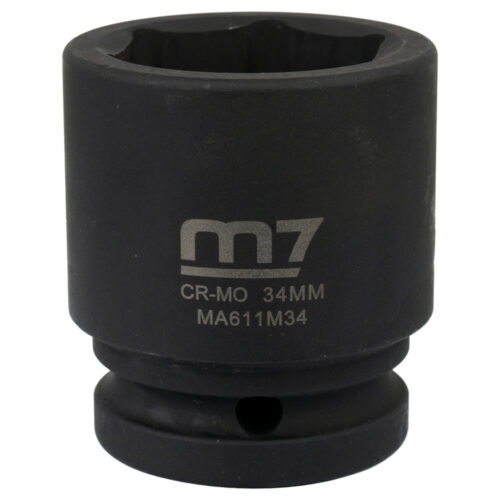 M7 Impact Socket 3/4in Dr. 34mm