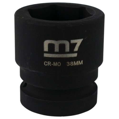 M7 Impact Socket 1in Dr. 38mm