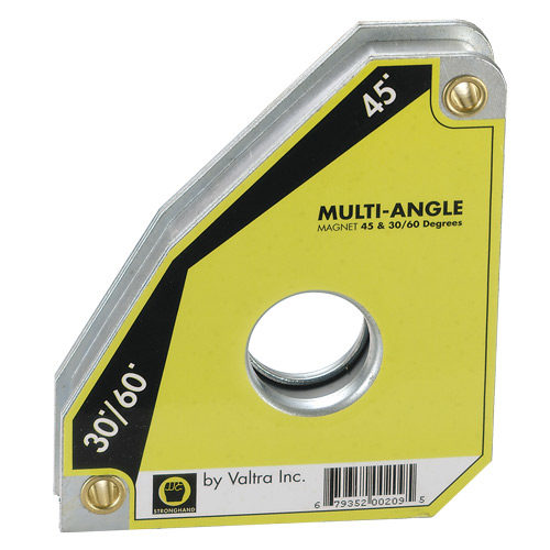 MS346C Standard Magnet Square 140 x 29 x 19mm 40kg Pull Force