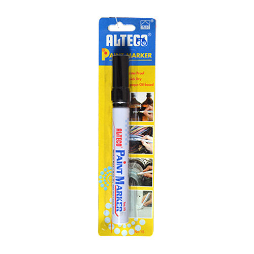 Paint Marker Black Blister Pack  (Xylene Based)