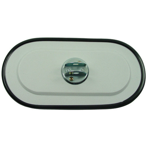 TH1609C Truck/Bus Mirror Universal with Clip 152 x 304mm