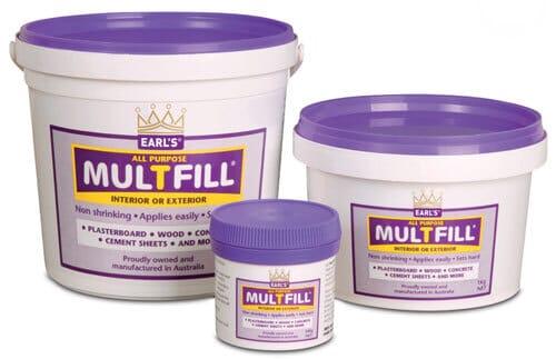 Earls Multfill White 140G