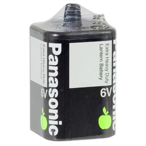 Panasonic 6V Battery Extra Heavy Duty (1pk)