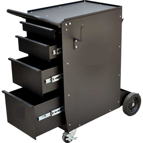 ProEquip Universal 4-Drawer Welder's Cabinet