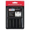ProEquip 4 Pc Screw Extractor Set