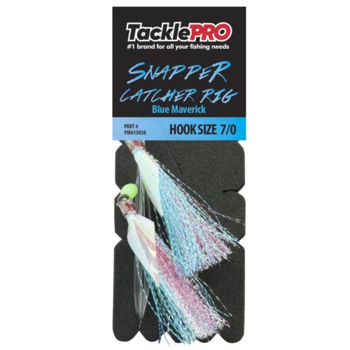 TacklePro Snapper Catcher Blue - 7/0